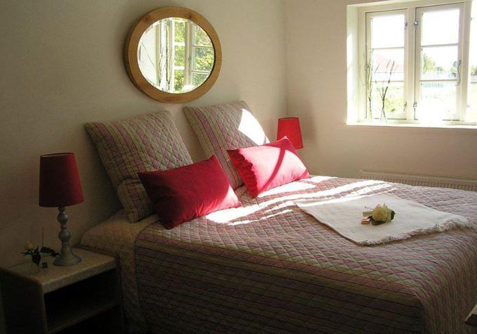 Luxuriöse Zimmer